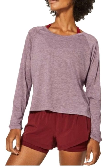 80576488033fd Lululemon Box It Out Tee Activewear Top Size 6 (S) - Tradesy