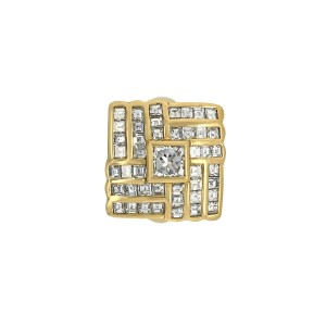 Other 18k Yellow Gold 2.71ct Diamond Ring