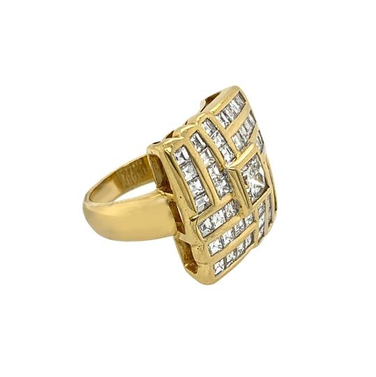 Other 18k Yellow Gold 2.71ct Diamond Ring Image 1