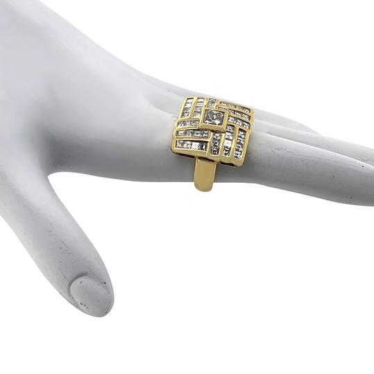 Other 18k Yellow Gold 2.71ct Diamond Ring Image 2