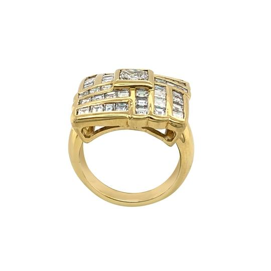 Other 18k Yellow Gold 2.71ct Diamond Ring Image 5
