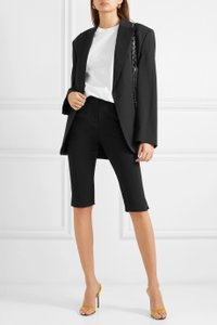 Off-White™ Off-white Off-white O-w Suiting Suiting Off-white Suiting Dress Shorts Black