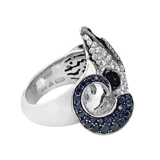 Other Stephen Webster 18k White Gold and 4.60ct Diamond Ring Image 3