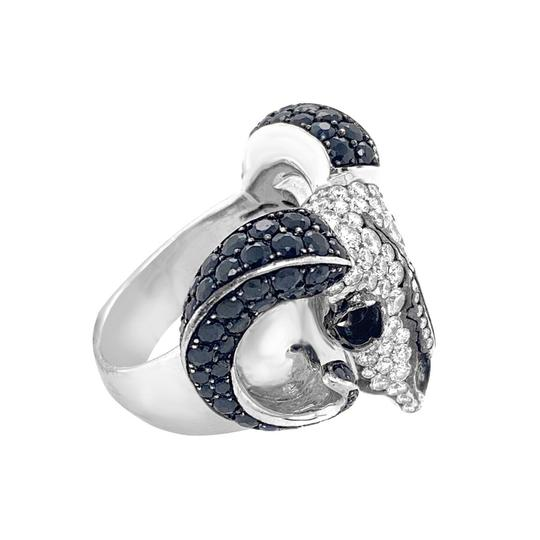 Other Stephen Webster 18k White Gold and 4.60ct Diamond Ring Image 4
