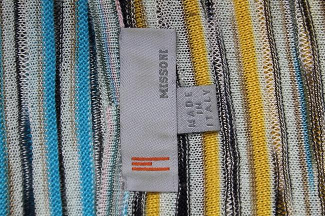 Missoni Top Blue, Black And Yellow Image 2