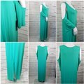 Teal Maxi Dress by DG2 by Diane Gilman Image 5