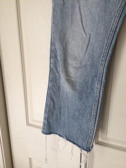 Levi's Blue Distressed Vintage Relaxed Fit Jeans Size 12 (L, 32, 33) Levi's Blue Distressed Vintage Relaxed Fit Jeans Size 12 (L, 32, 33) Image 5