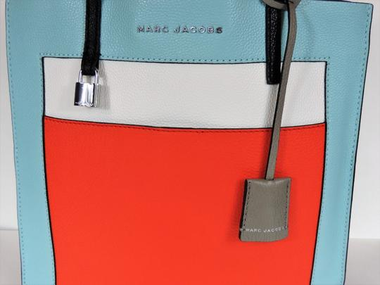 Marc Jacobs Tote in Baby Blue Multi Image 1