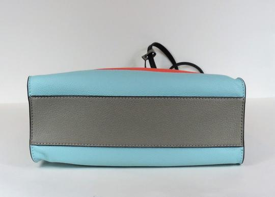 Marc Jacobs Tote in Baby Blue Multi Image 6