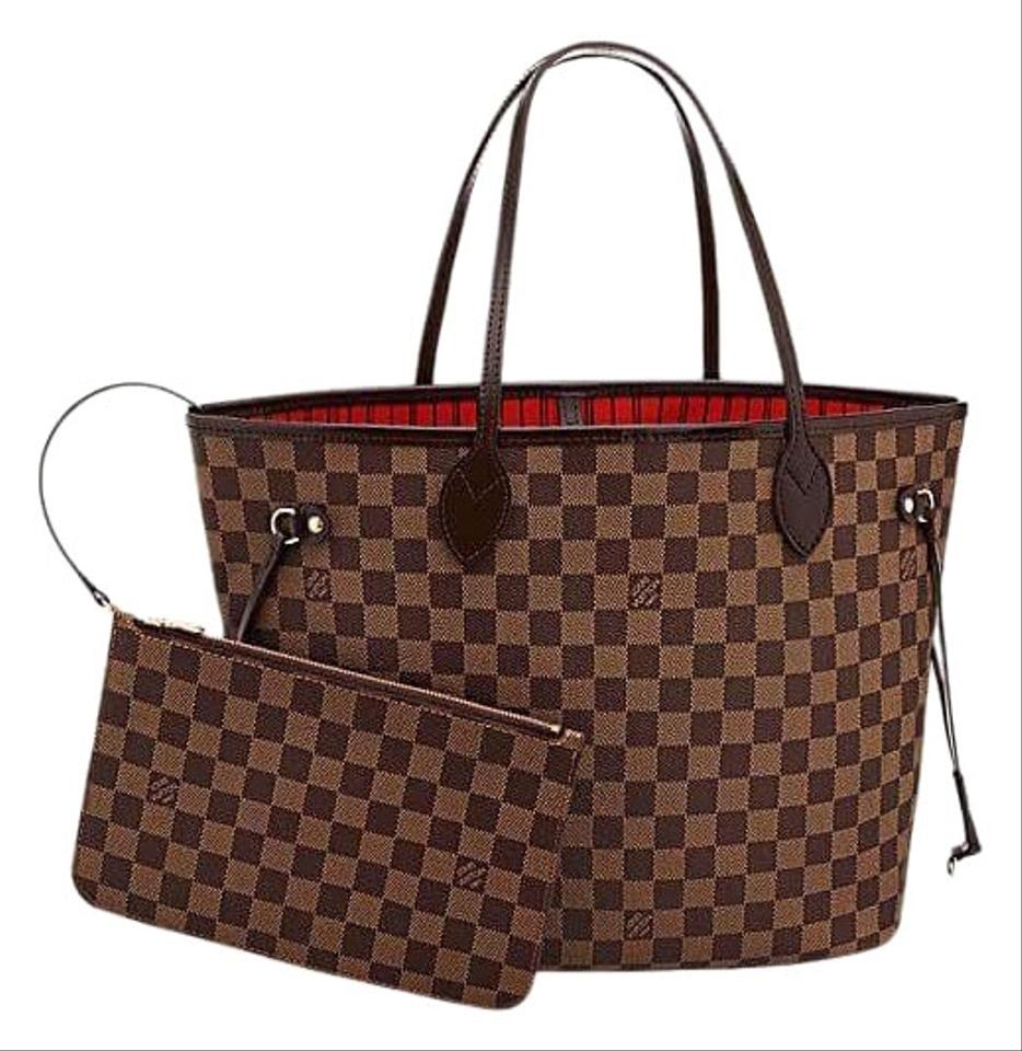 c24e4340b Louis Vuitton Monogram Leather Luxury European Limited Edition Tote in  brown Image 0 ...