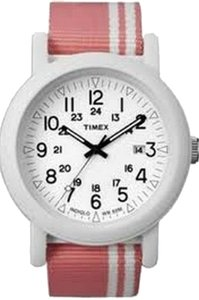Timex Timex Female Ironman Watch T2N367 Pink Analog