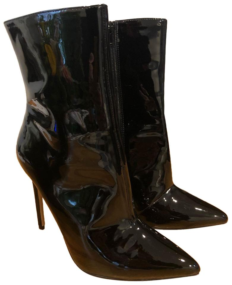 20617e68f87 Black Wagner Boots/Booties