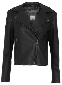 Iris & Ink Leather Jacket