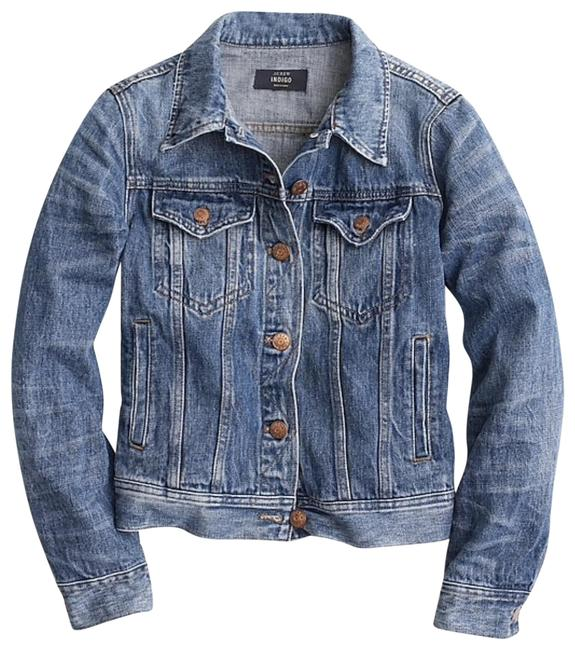Item - Denim C0172 -tyler Wash Jacket Size 4 (S)