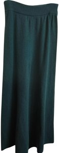 Ryan Roche Wide Leg Pants Green