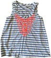 Lilly Pulitzer Striped Top Blue and White