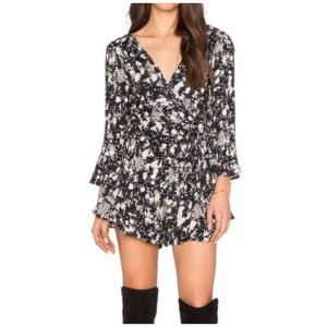 a9be45d85b3f Black Free People Rompers   Jumpsuits - Up to 70% off a Tradesy