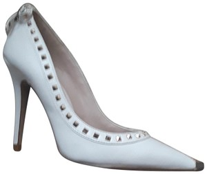 Truth or Dare by Madonna White Pumps