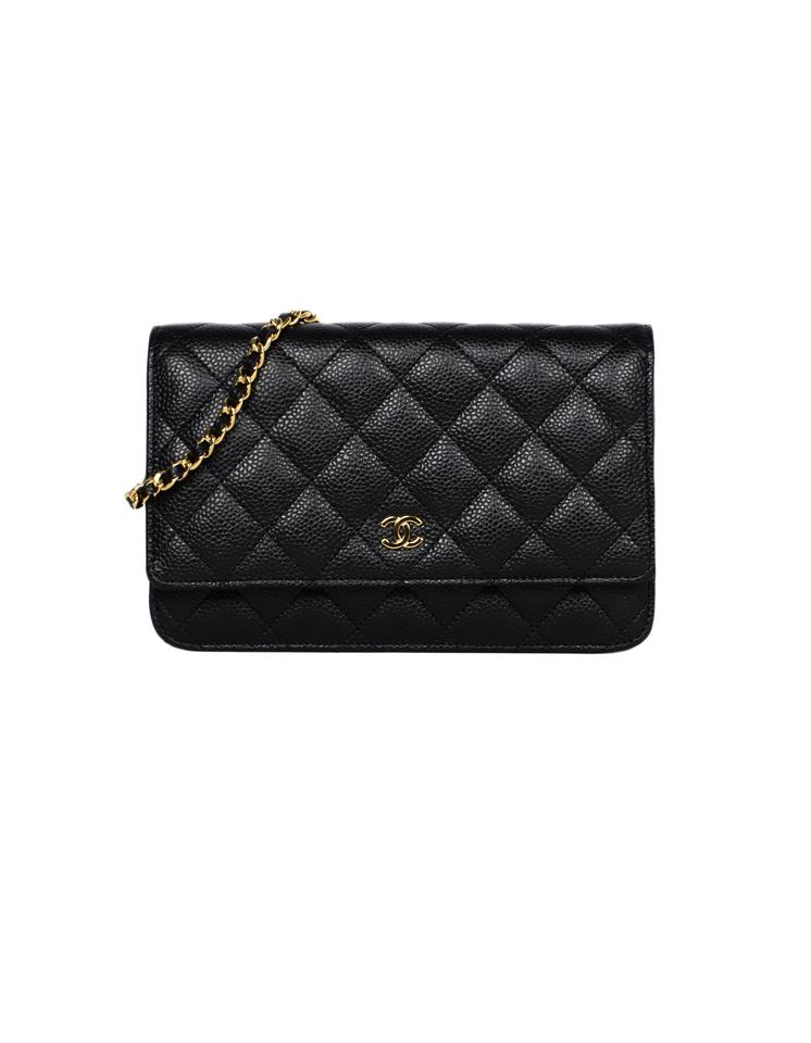 7d7ad4754acfff Chanel Wallet on Chain W 18