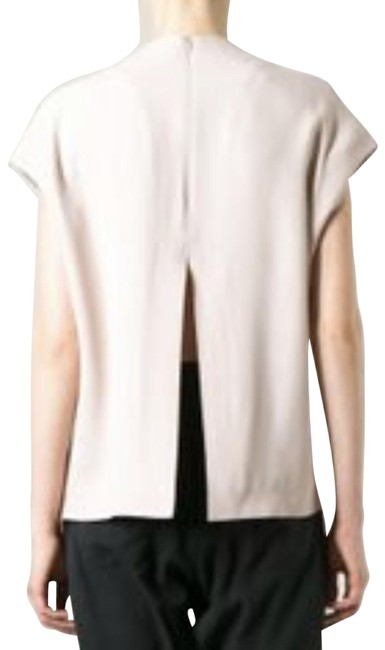 Item - Pink Cut Out Back Blouse Size 8 (M)
