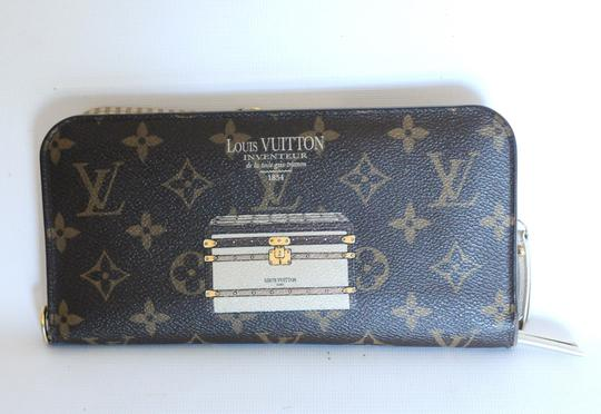 d14b851d4874 Louis Vuitton Louis Vuitton Monogrammed Trunk Zippy Wallet Image 4