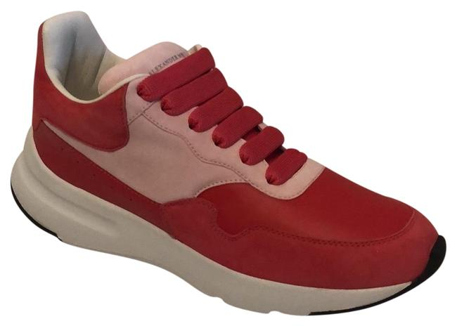 Item - Red and Pink Sneakers Size US 10 Regular (M, B)