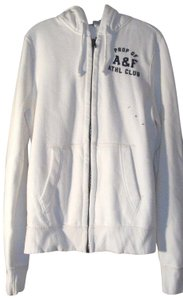Abercrombie & Fitch white Jacket