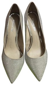 Gianni Bini Spanish sand Pumps