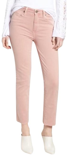 Item - Pink Hoxton Ankle Straight Leg Jeans Size 6 (S, 28)