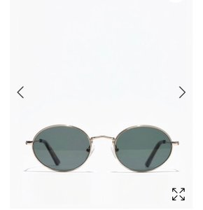 Madewell madewell wire Rimmed sunglasses
