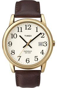 Timex Timex Male Casual Watch T2N369 Gold Tone Analog