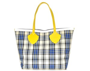 f0c0ba21dc60 Burberry Beach Shoulder Tote in Yellow