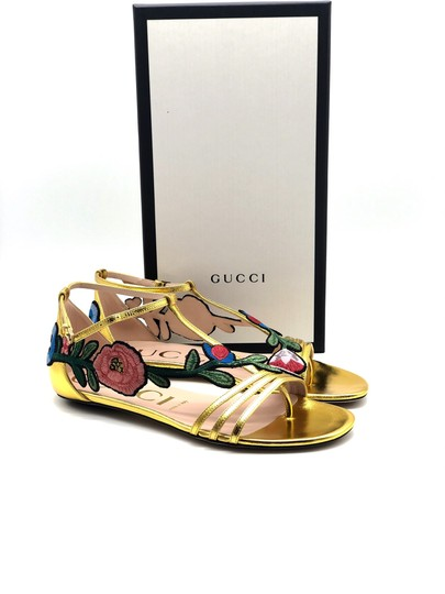 Gucci Sandals Image 4