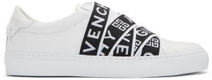 Givenchy Sneakers 4g Urban Knot Urban Knots White Athletic