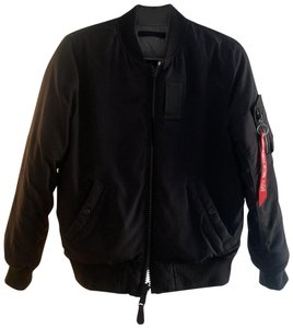 Alpha Industries Black Jacket