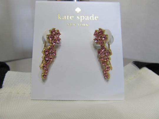 Kate Spade Authentic Kate Spade New York Flower Ear Pins Image 3