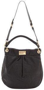 Marc by Marc Jacobs Hillier Leather Crossbody Hobo Bag