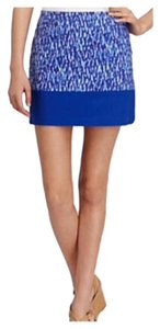Michael Kors Mini Skirt blue