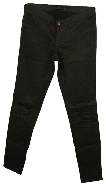 Item - Olive Coated West Point Skinny Jeans Size 8 (M, 29, 30)