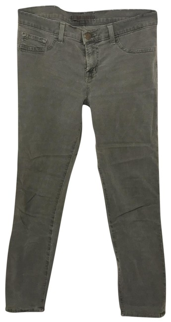 Item - Olive Light Wash Vint Skinny Jeans Size 8 (M, 29, 30)
