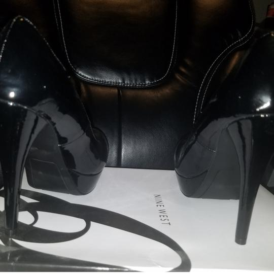 Nine West black patent leather Pumps Image 1