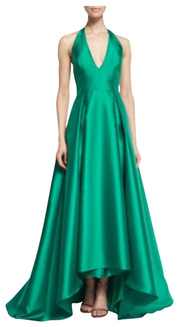 Item - Emerald Green Collection Ball Gown Long Formal Dress Size 0 (XS)