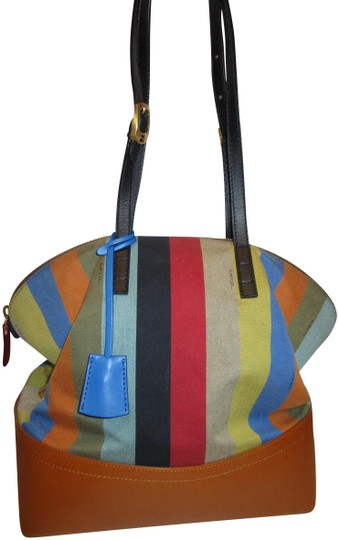 Preload https://img-static.tradesy.com/item/25122456/fendi-brown-penguin-2bag-zucca-large-multicolor-striped-canvas-and-leather-tote-0-1-540-540.jpg