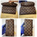 Louis Vuitton Emilie Bifold wallet with duster Image 0