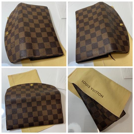 Louis Vuitton Emilie Bifold wallet with duster Image 1