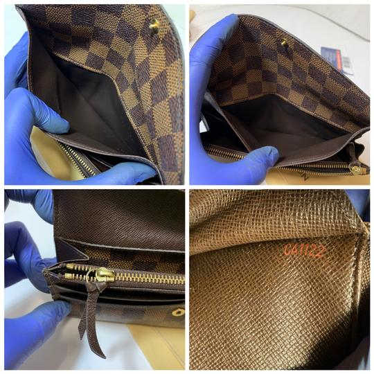 Louis Vuitton Emilie Bifold wallet with duster Image 5