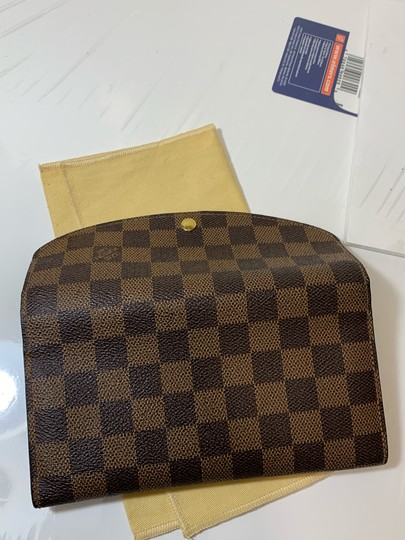 Louis Vuitton Emilie Bifold wallet with duster Image 8