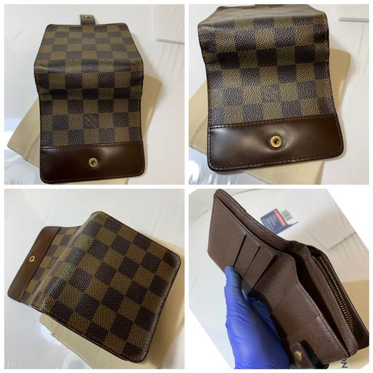 Louis Vuitton Damier Compact wallet with duster Image 4