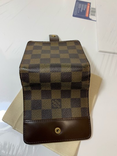 Louis Vuitton Damier Compact wallet with duster Image 9