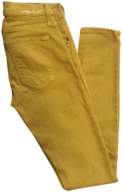 Item - Mustard The Ankle Skinny Jeans Size 24 (0, XS)